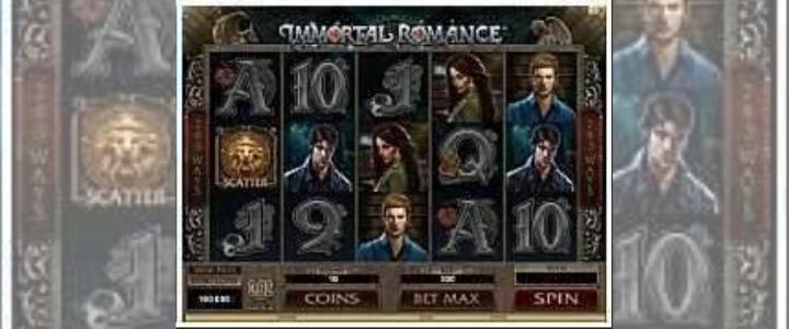 Immortal Romance Gameplay