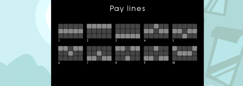 Barber Shop Uncut - Pay lines